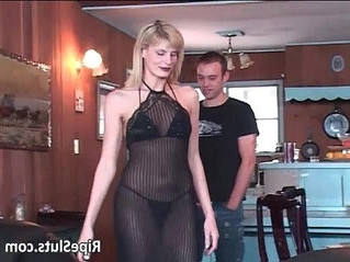 blonde   cougar   mature