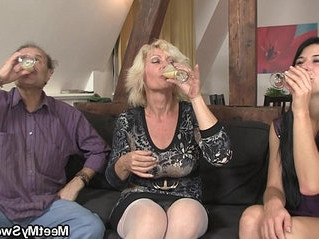 cock  daddy  grandma