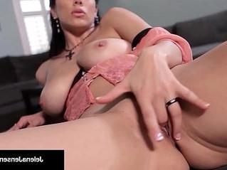 huge tits  lingerie  masturbation