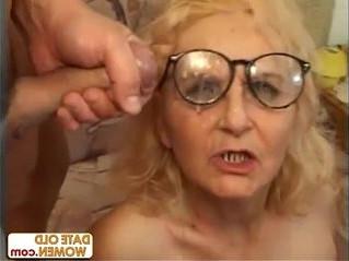 fuck  gilf  glasses