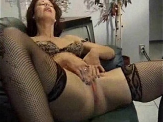 couch  masturbation  mature