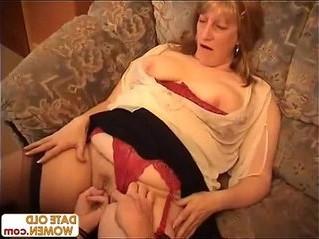 chubby  gilf  grandma