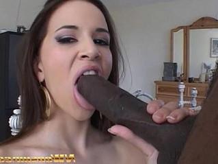 black  dick  girl