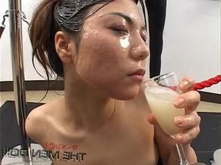 bukkake  girl  japanese
