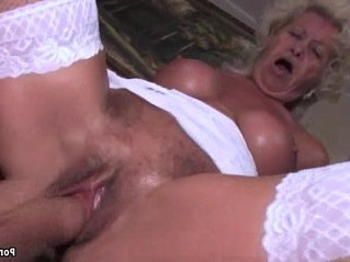 fuck   gilf   old and young