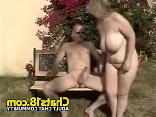 blonde   fuck   mature
