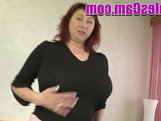 big cock   mature   mom