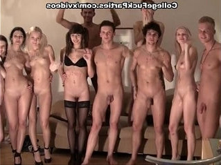 orgy   party   striptease