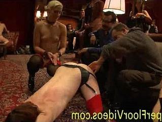 bizarre  bondage  party