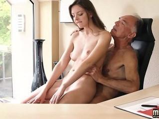 boss  grandpa  horny