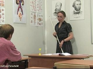 cougar  russian  teacher