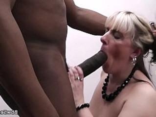 bbw  black  blonde
