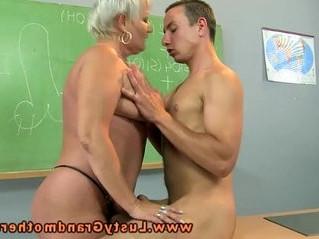 amateur  gilf  grandma