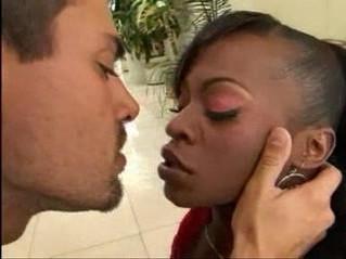 ass  black woman  creampie