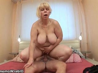 anal  gilf  grandma