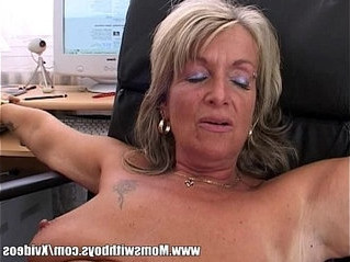 blonde  boss  fuck