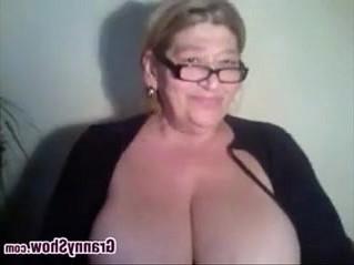 big tits  grandma  thick